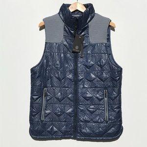 NWT SMASH I women's puffer vest